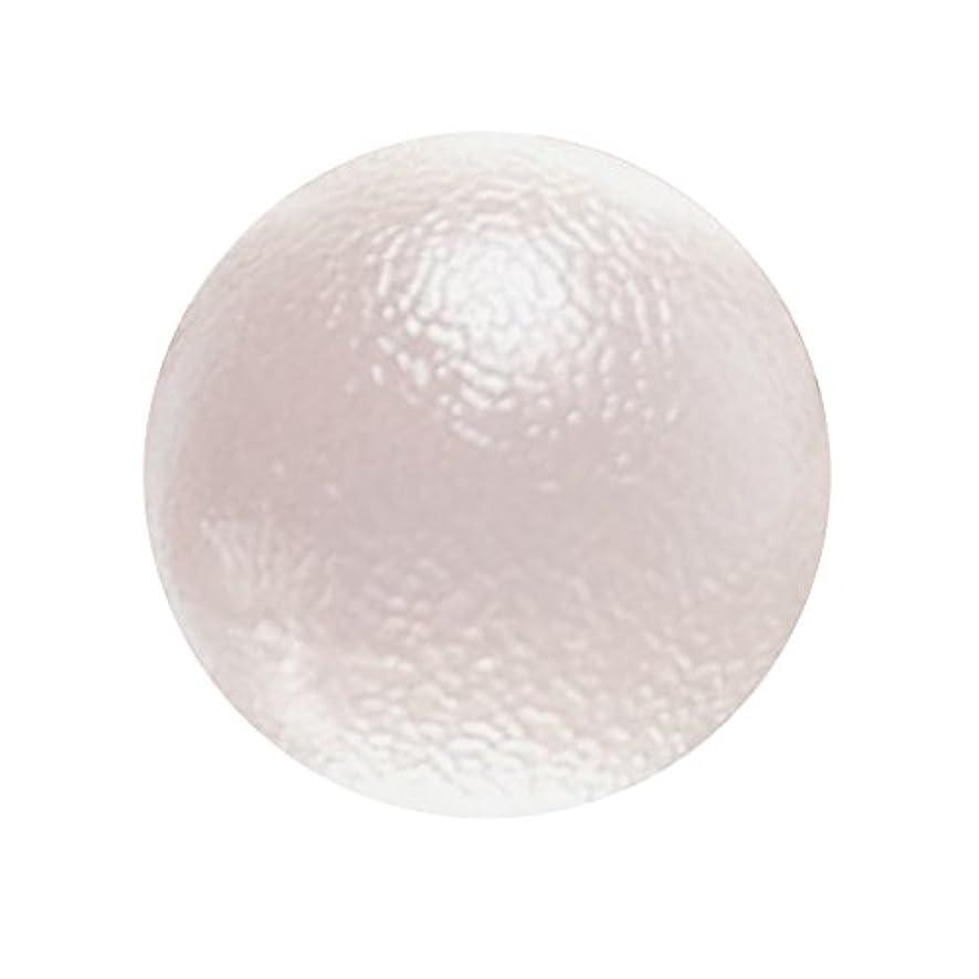 統治するスキャンダラスアーティファクトグリップボール 手のひら運動 ボール エクササイザ ポケットサイズ 持ち運びに便利 3タイプ選べ - クリアソフト, 説明したように
