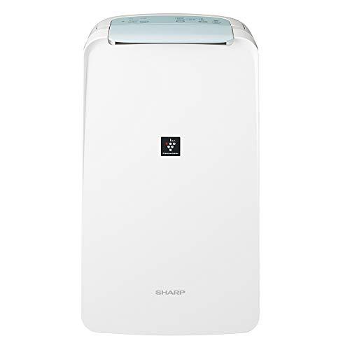 除湿機 衣類乾燥 プラズマクラスター 7L ホワイト 除湿量: 7L/日 シャープ(SHARP) CV-J71W