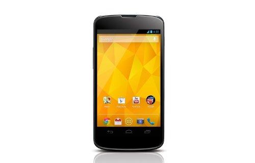 Google Nexus 4 新色White 16GB (LG E960) SIMフリー - 並行輸入品