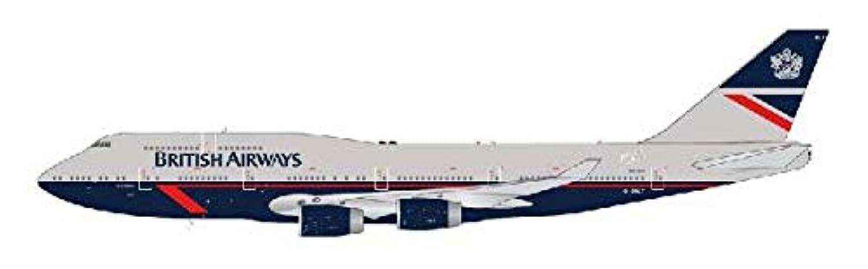 GeminiJets 1/400 747-400 ブリティッシュエアウェイズ Landor 完成品