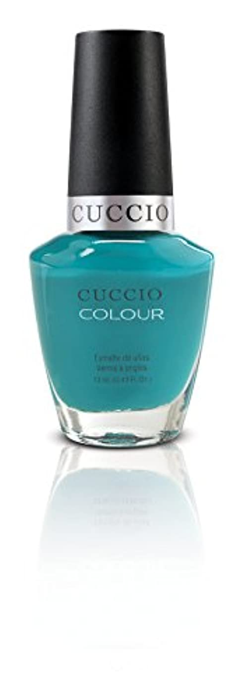 傾向があります制裁タフCuccio Colour Gloss Lacquer - Muscle Beach - 0.43oz / 13ml