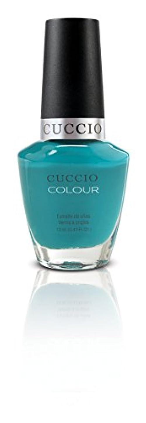 海洋の贅沢拮抗するCuccio Colour Gloss Lacquer - Muscle Beach - 0.43oz / 13ml