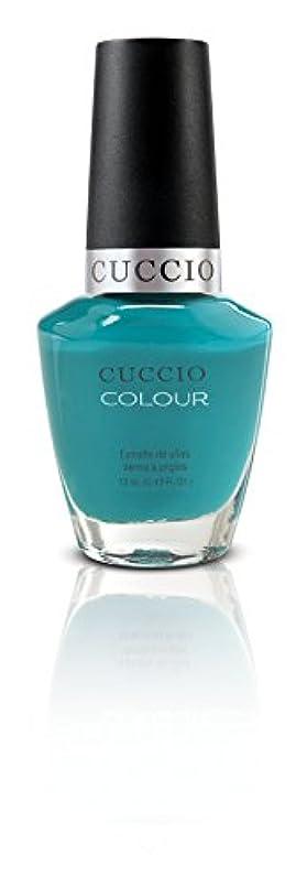 付与ドナー怖がって死ぬCuccio Colour Gloss Lacquer - Muscle Beach - 0.43oz / 13ml