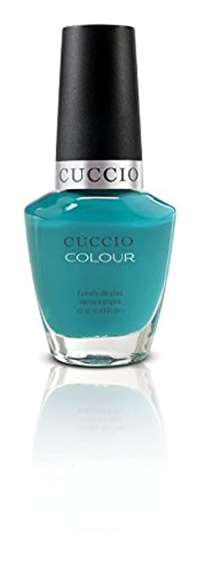 記憶に残るジョブ不一致Cuccio Colour Gloss Lacquer - Muscle Beach - 0.43oz / 13ml