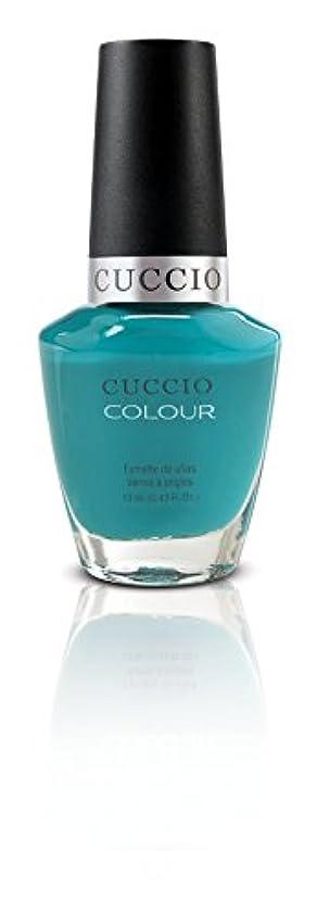トレーニング家具復活するCuccio Colour Gloss Lacquer - Muscle Beach - 0.43oz / 13ml