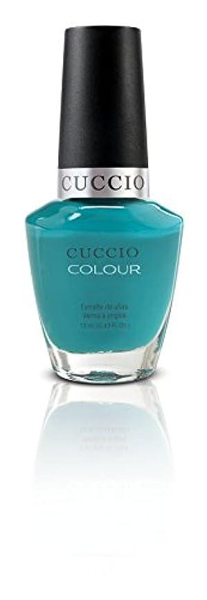 ヘクタール食器棚夜明けCuccio Colour Gloss Lacquer - Muscle Beach - 0.43oz / 13ml