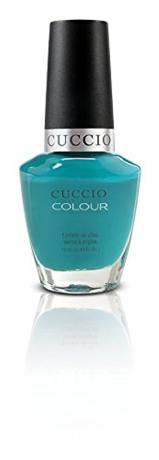 ツーリストスペイン語逆説Cuccio Colour Gloss Lacquer - Muscle Beach - 0.43oz / 13ml