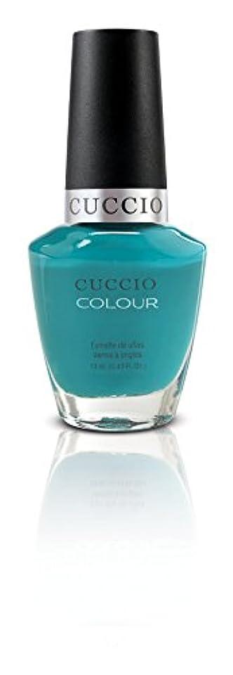 ふつう重要絶縁するCuccio Colour Gloss Lacquer - Muscle Beach - 0.43oz / 13ml
