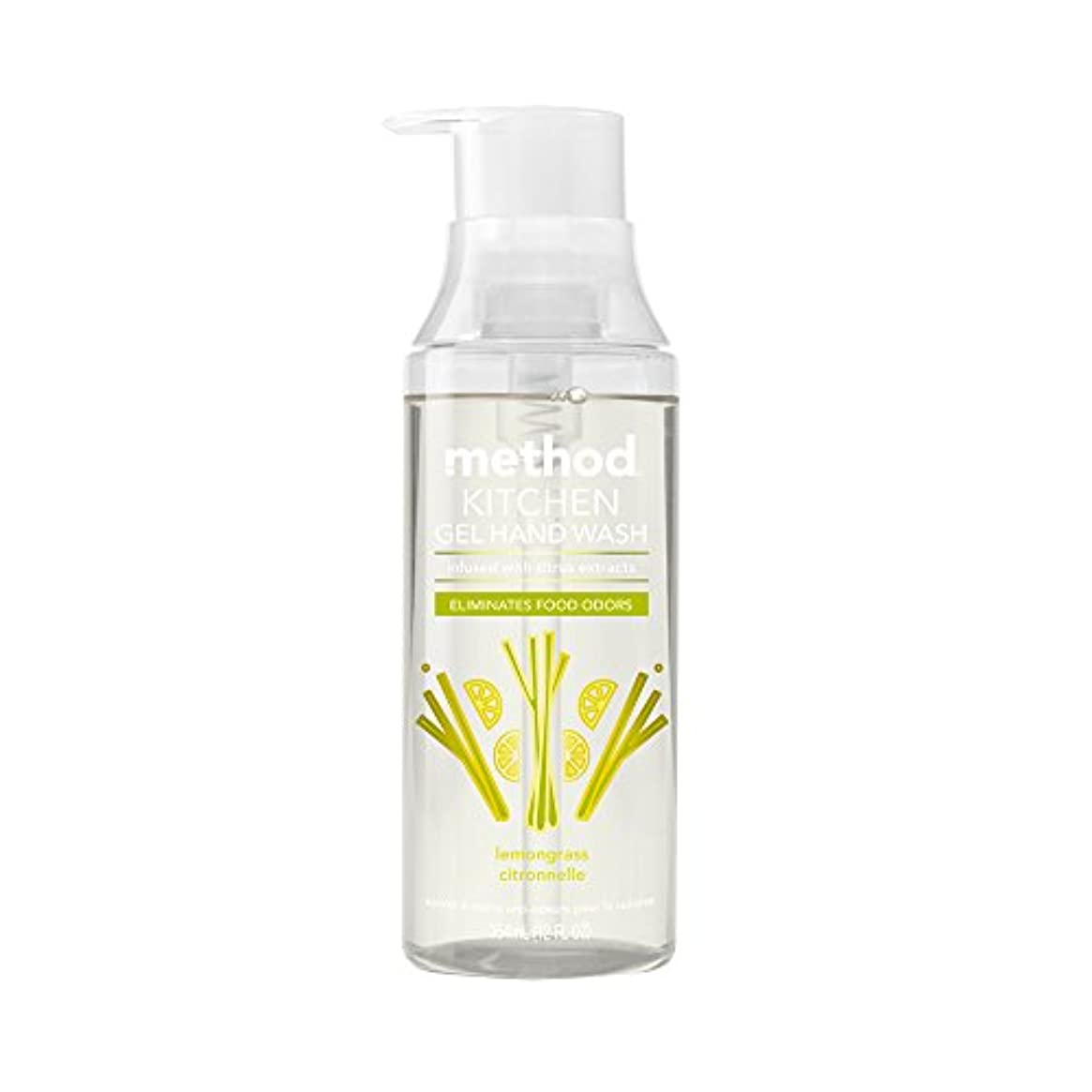 マトロンウイルスアラームメソッド キッチンハンドソープ(台所専用ハンドソープ) レモングラスの香り 354ml