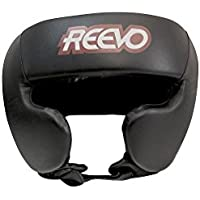 (Medium) - Reevo Leather Head Gear