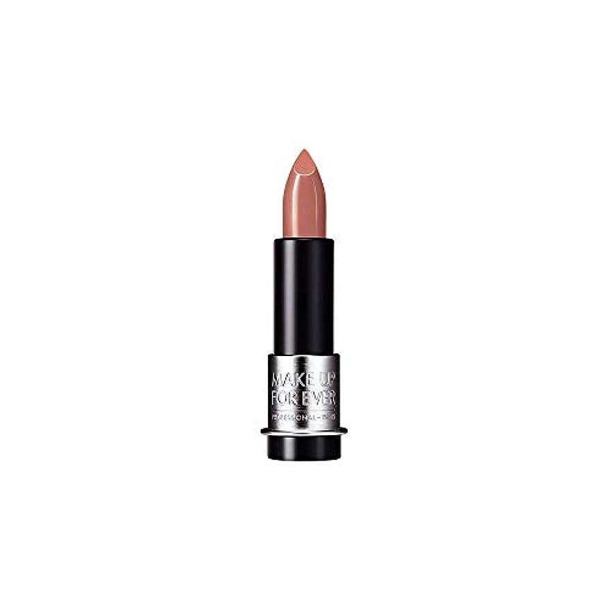 強風出版代表団[MAKE UP FOR EVER] これまでアーティストルージュマット口紅3.5グラムのM100を補う - クリームベージュ - MAKE UP FOR EVER Artist Rouge Mat Lipstick 3.5g...