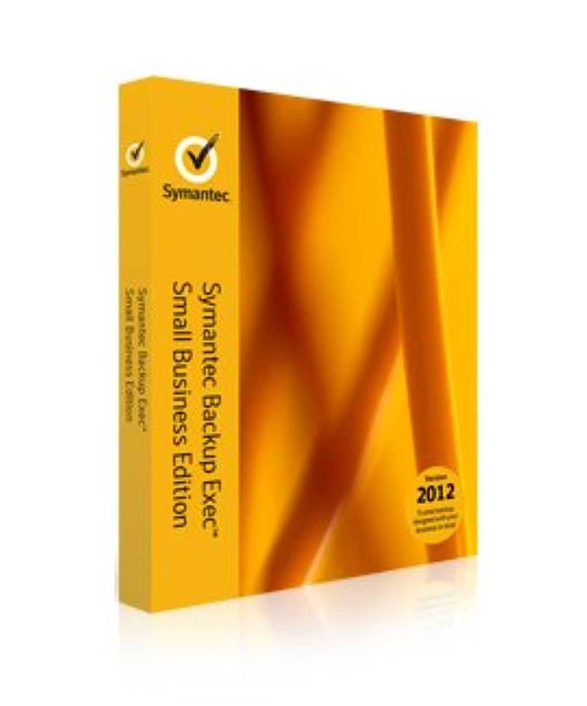はねかける瞑想するシンプルなSymantec Backup Exec 2014 WIN Small Business Edition DVD System Builder Essential 12 months - 21329438