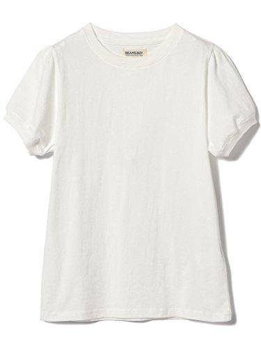 (ビームスボーイ) BEAMS BOY Tシャツ パフスリーブ クルーネック レディース