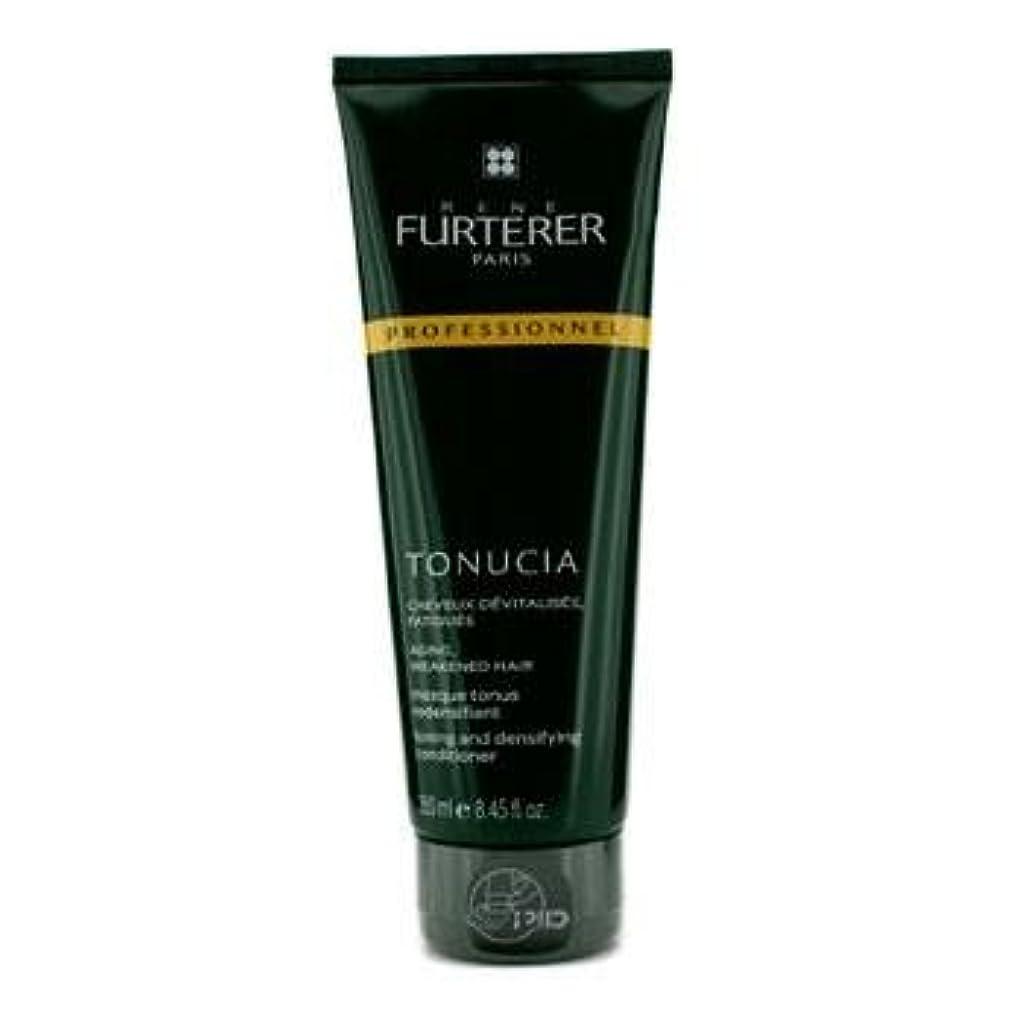 海外排出歴史家ルネ フルトレール Tonucia Thickening Ritual Toning and Densifying Mask - Distressed, Thinning Hair (Salon Product) 250ml...