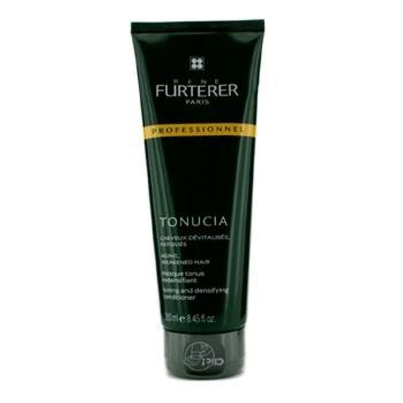 応答エジプト引用ルネ フルトレール Tonucia Thickening Ritual Toning and Densifying Mask - Distressed, Thinning Hair (Salon Product) 250ml...