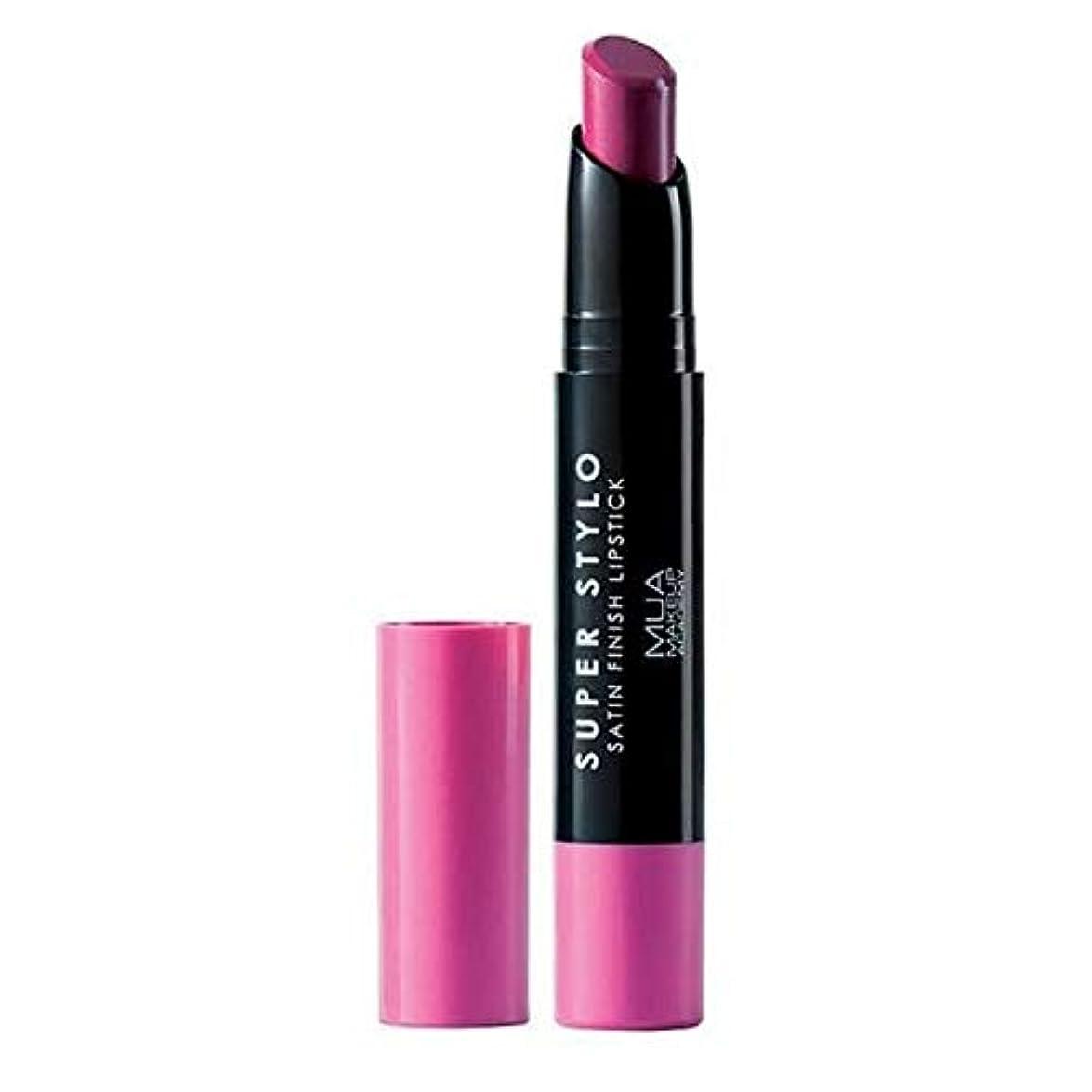 お互いテクトニックワークショップ[MUA] 優れたMuaスーパーStylo口紅003 - MUA Super Stylo Lipstick Superior 003 [並行輸入品]