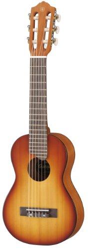 【ヤマハ】ウクレレサイズのコンパクト ギター「ギタレレ」