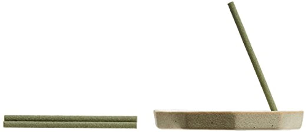 いくつかのオーチャード劇的野山からのおふくわけ しろつめくさの薫り スティック6本入&香皿