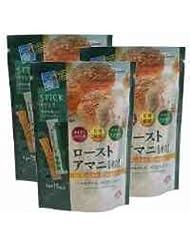 ローストアマニ粒【3袋セット】日本製粉