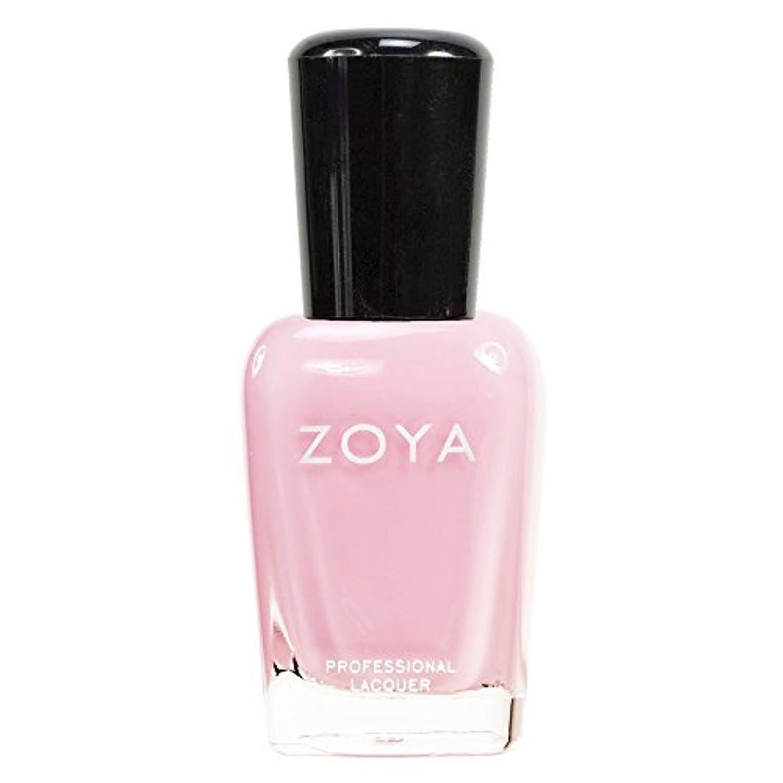 障害モットー翻訳者ZOYA ゾーヤ ネイルカラーZP315 BELA ベラ 15ml 淡く優しいクリーミーなピンク マット 爪にやさしいネイルラッカーマニキュア