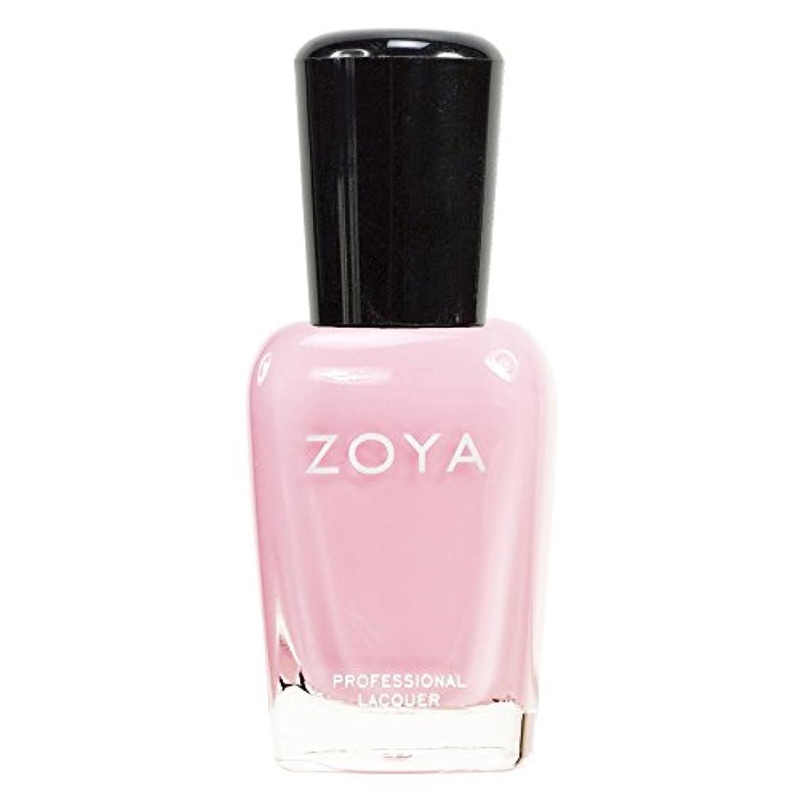無臭報復する悲しいことにZOYA ゾーヤ ネイルカラーZP315 BELA ベラ 15ml 淡く優しいクリーミーなピンク マット 爪にやさしいネイルラッカーマニキュア