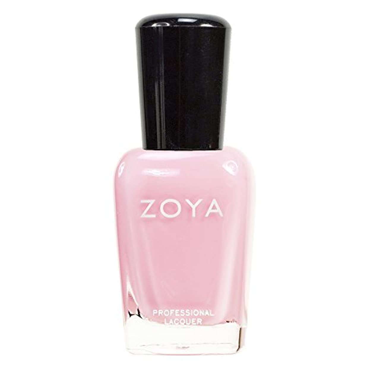 ブロックする同盟なぜZOYA ゾーヤ ネイルカラーZP315 BELA ベラ 15ml 淡く優しいクリーミーなピンク マット 爪にやさしいネイルラッカーマニキュア