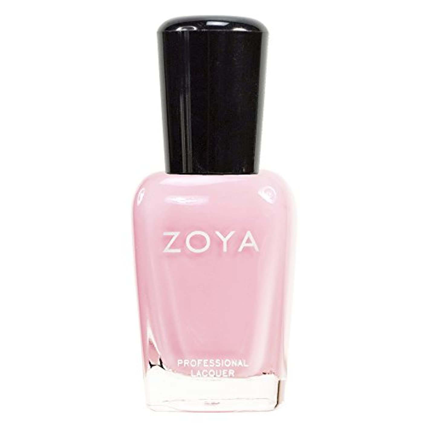 教授調整行ZOYA ゾーヤ ネイルカラーZP315 BELA ベラ 15ml 淡く優しいクリーミーなピンク マット 爪にやさしいネイルラッカーマニキュア