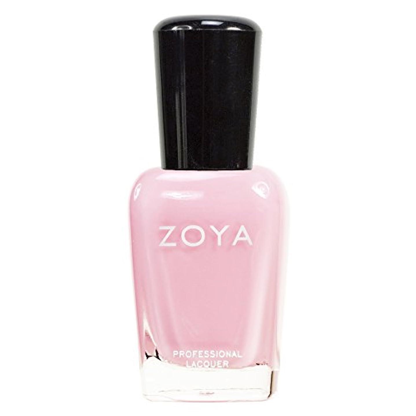 謝るバリケード聴くZOYA ゾーヤ ネイルカラーZP315 BELA ベラ 15ml 淡く優しいクリーミーなピンク マット 爪にやさしいネイルラッカーマニキュア