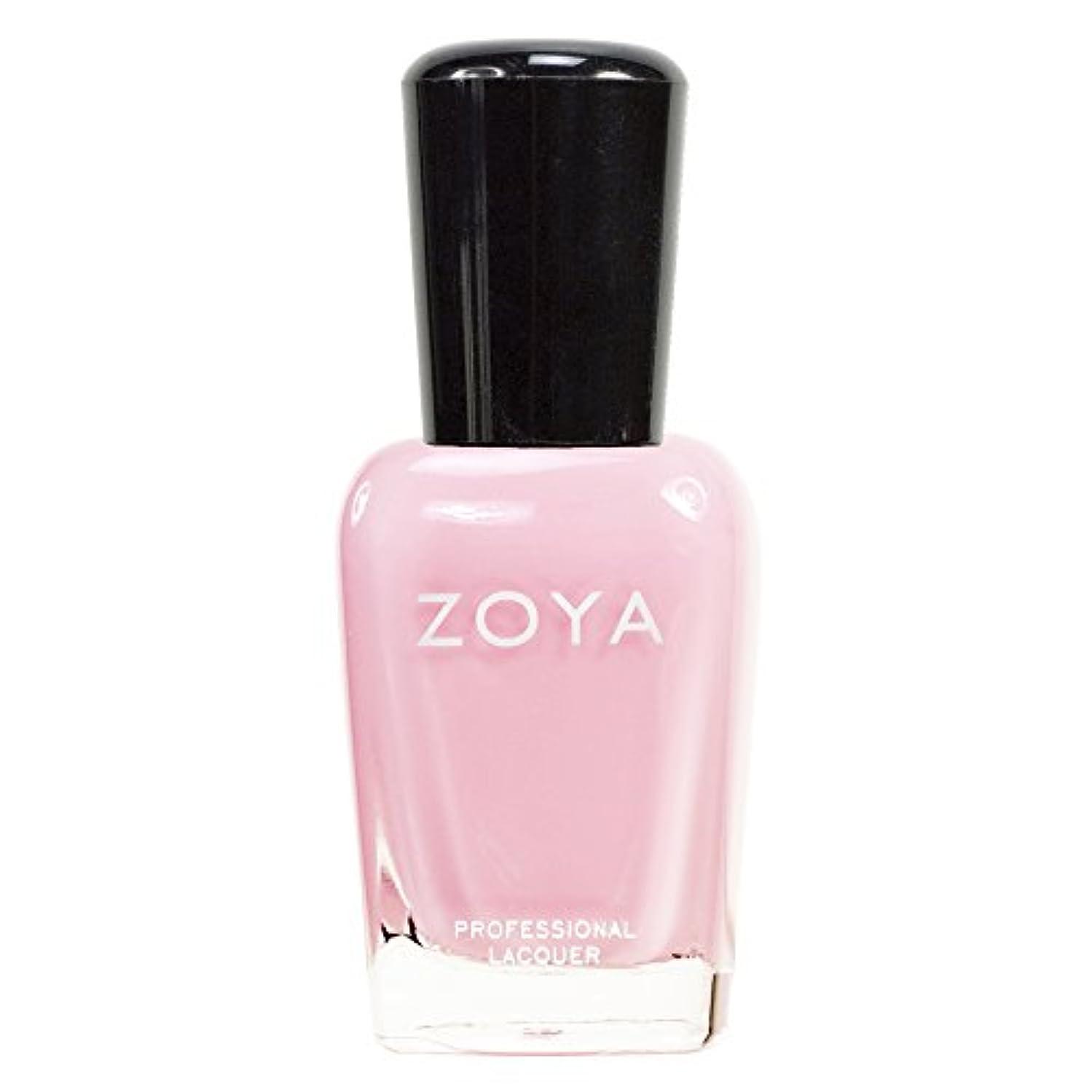 酸カートリッジヒュームZOYA ゾーヤ ネイルカラーZP315 BELA ベラ 15ml 淡く優しいクリーミーなピンク マット 爪にやさしいネイルラッカーマニキュア