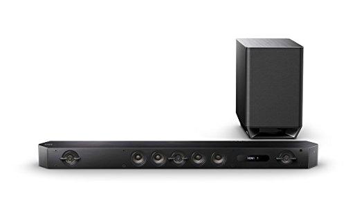 ソニー SONY サウンドバー 7.1ch NFC・Bluetooth/ハイレゾ(LDAC) ホームシアターシステム HT-ST9 M