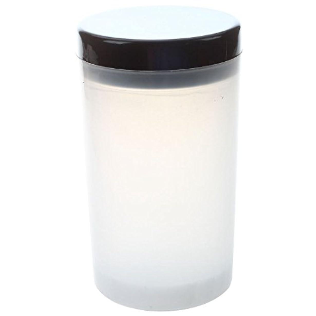 化学者破壊的計器ACAMPTAR ネイルアートチップブラシホルダー リムーバーカップカップ浸漬ブラシ クリーナーボトル