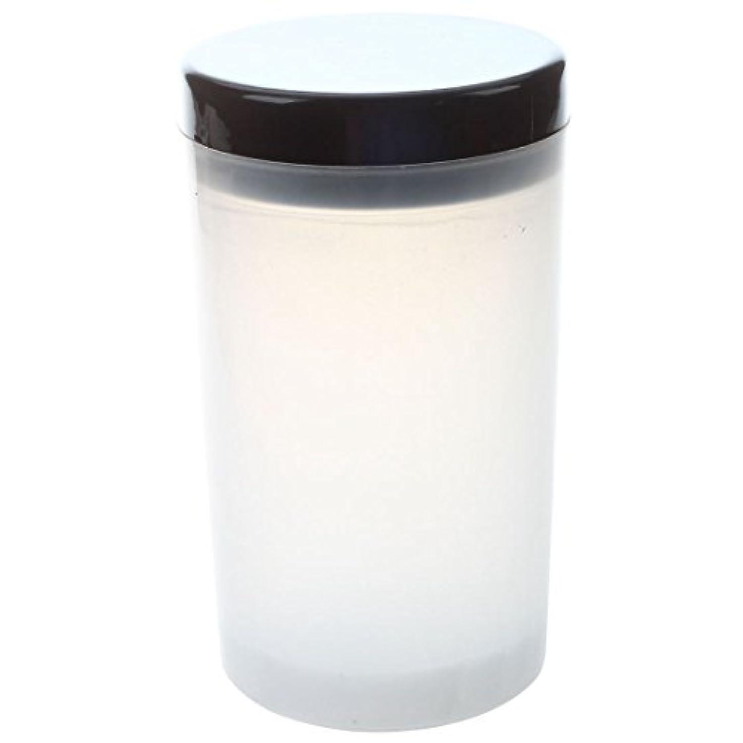 のため汚れた良心的ACAMPTAR ネイルアートチップブラシホルダー リムーバーカップカップ浸漬ブラシ クリーナーボトル