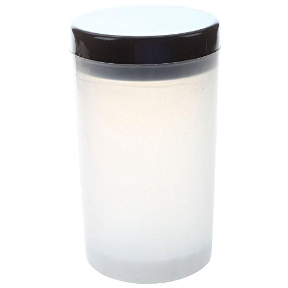 教育者テロホステスGaoominy ネイルアートチップブラシホルダー リムーバーカップカップ浸漬ブラシ クリーナーボトル