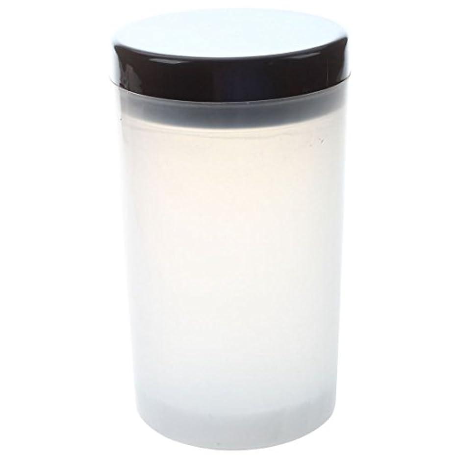 取り囲む水平ラインナップSODIAL ネイルアートチップブラシホルダー リムーバーカップカップ浸漬ブラシ クリーナーボトル