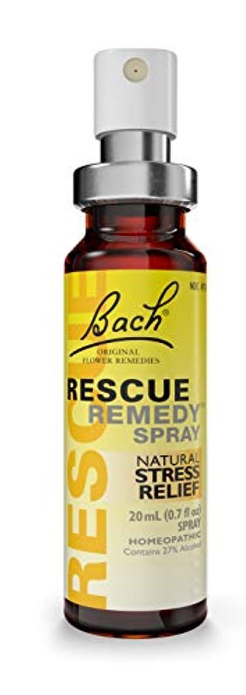 砂漠赤字署名バッチフラワー レスキュースプレー アルコールベース 20ml