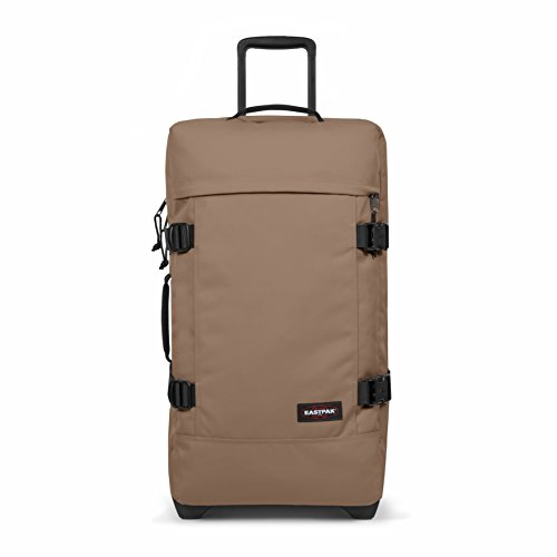 EASTPAK TRANVERZ WHEELED M (CREAM BEIGE)