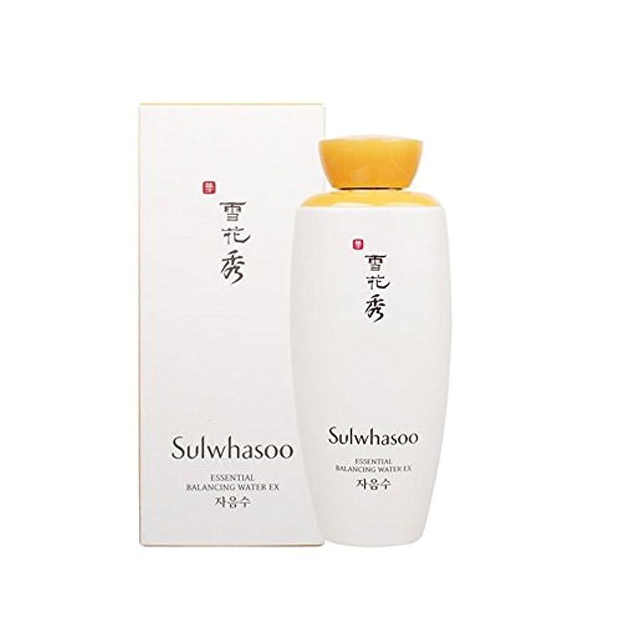 ミルク日アコー雪花秀 <Sulwhasoo> ソルファス 滋陰水 チャウンス (化粧水) 125mL