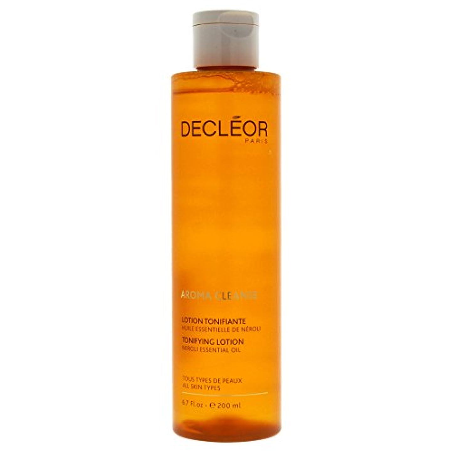 ドラフトけがをする国際デクレオール(DECLEOR) エッセンシャルフローラルローション 200ml(化粧水)