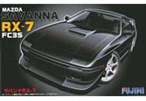 フジミ模型 1/24 インチアップシリーズ No.158 マツダ サバンナ RX-7 FC3S プラモデル ID158