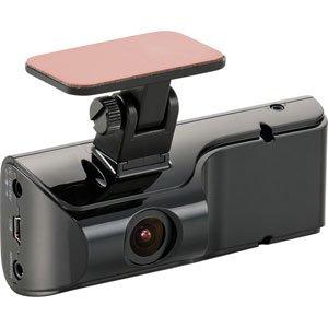 Logitec ドライブレコーダー HD画質 GPS対応 マイク搭載 PCソフト付 LVR-SD300HDBK