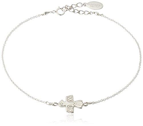 [해외][꼬마 · 쥬에 루즈] chibi jewels Native Anklet (silver | bird) A006/[Chibi · Jewels] chibi jewels Native Anklet (silver | bird) A006