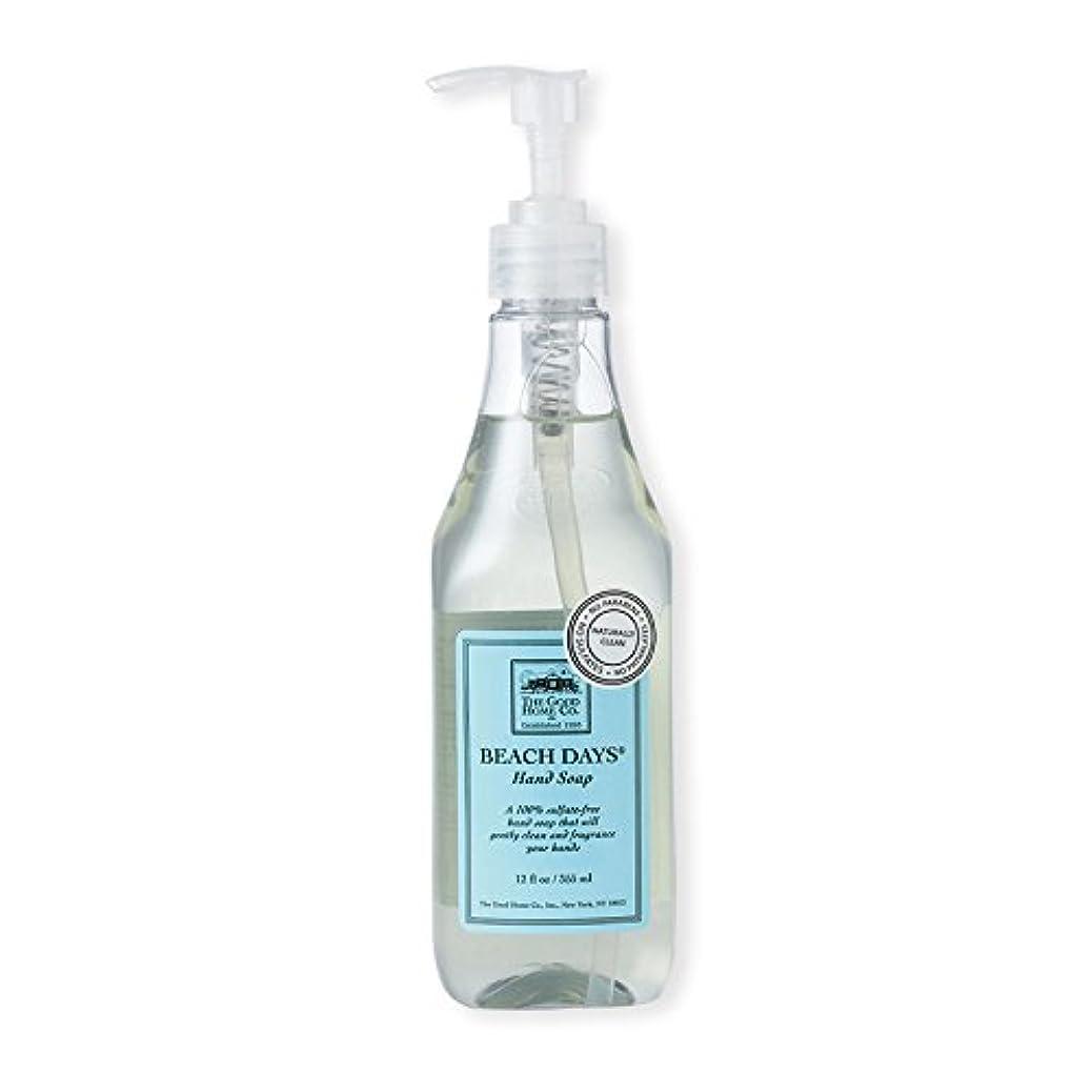 代表する溶融ゲームザ グッドホーム カンパニー HAND SOAP ハンドソープ 石鹸 せっけん ギフト 355ml レディーズ (並行輸入品)