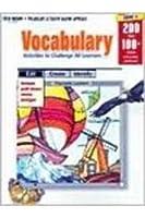 Vocabulary: Activities Gr 2