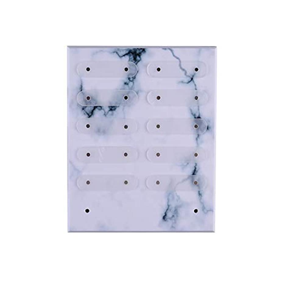 不完全どうしたのスクラップBrill(ブリーオ) 三次元Magnetadsorptionネイルアートの表示には、ネイルサロン/マニキュア/ペディキュアのための適切な着脱式スタンド