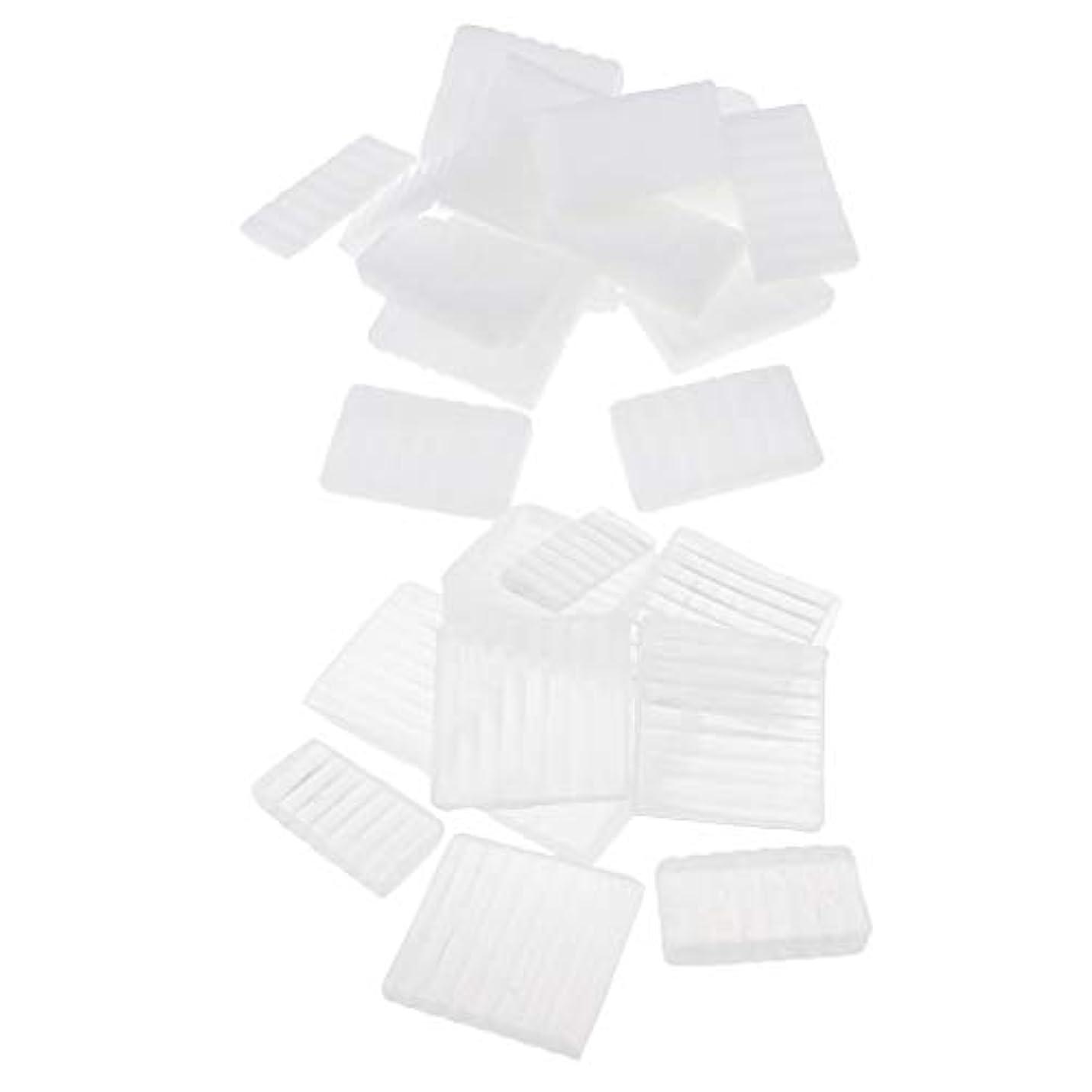 隠す追放するセクションdailymall 石鹸ベース ソープメイキング素材 ソープ グリセリンソープ ハンドメイド 石鹸材料