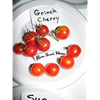 Grinch Cherry Tomato Seeds! Produce's loads of tomatoes Comb. S/H See our store!