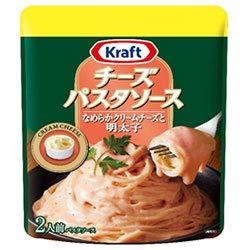 ハインツ クラフト チーズパスタソース なめらかクリームチーズと明太子 230g×6袋入×(2ケース)