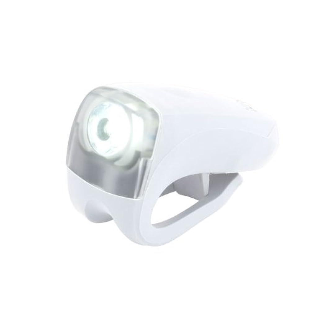 好意困惑資産KNOG(ノグ) BOOMER 1LED FRONT WHITE 54-3561000010