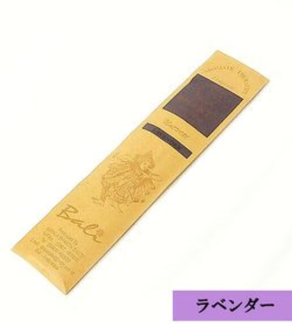 代わってそれ解き明かすバリのお香 BHAKTA 【ラベンダー】 LAVENDER ロングスティック 20本入り アジアン雑貨