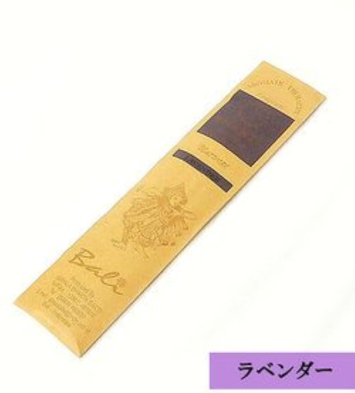 説明的驚いたことにおっとバリのお香 BHAKTA 【ラベンダー】 LAVENDER ロングスティック 20本入り アジアン雑貨